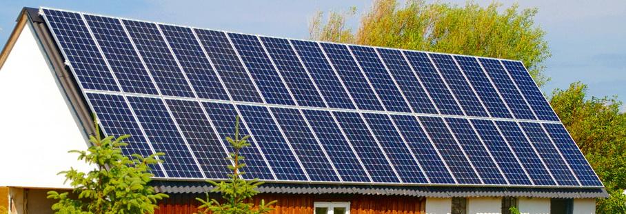 Fotovoltaik für Haus und Unternehmen